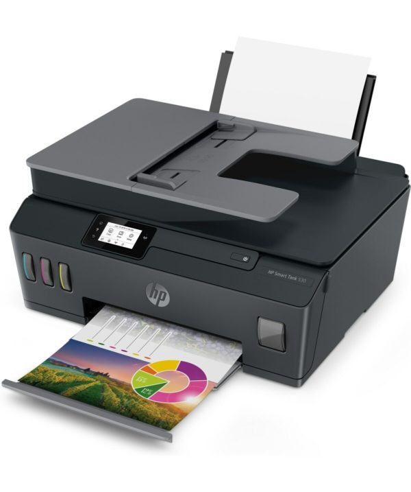 HP Impresora All-in-one Smart Tank 530 4SB24A