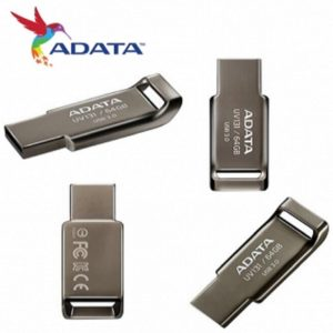 Adata Pack 4 unidades Pendrive UV131 32GB 3.0 Gris