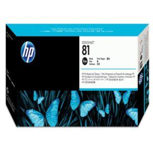 HP Tinta 81 Negra C4950A