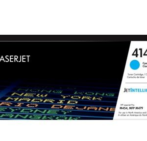 HP Toner LaserJet Cyan 414A W2021A
