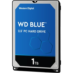 Western Digital Disco Duro Interno BLUE 1TB MOBILE HARD DRIVE WD10SPZX