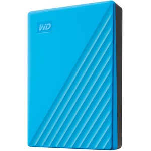 Western Digital Disco Duro Externo MY PASSPORT 4TB BLUE 2.5IN USB 3.0 WDBPKJ0040BBL-WESN