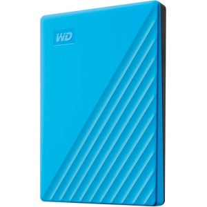 Western Digital Disco Duro Externo MY PASSPORT 2TB BLUE 2.5IN USB 3.0 WDBYVG0020BBL-WESN