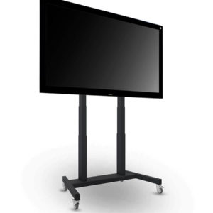 i3-Technologies i3FLOORSTAND Elevador de suelo sobre ruedas para pantallas táctiles