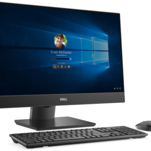 "Dell All in One i7-9700 8GB 23.8"" GNPD6"
