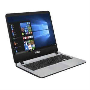 Asus Notebook X407UA EK648T i5 8250U 1TB 4GB OPT 16G 14IN W10 90NB0HP1-M09940