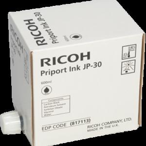 Ricoh Priport negra JP-30 817113