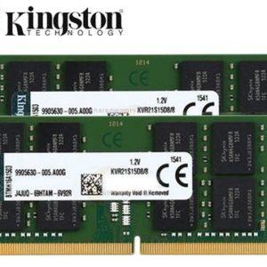 Kingston Memoria Ram DDR4 8GB 2666MHz SODIMM KCP426SS8