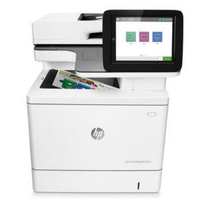 HP Impresora Multifunción LaserJet Color E57540dn 3GY25A