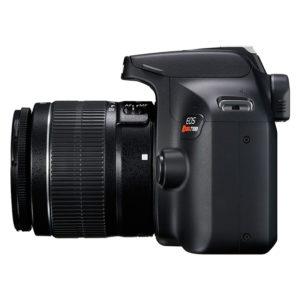 Canon Camara Fotográfica EOS REBEL T100 + Lente EF-S 18-55