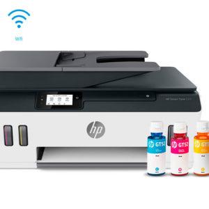 HP Impresora Multifuncional Smart tank Wireless 533 9KV00A