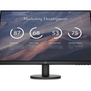 HP Monitor P27v G4, 27' Pulgadas LCD Panel TN FHD HDMI VGA