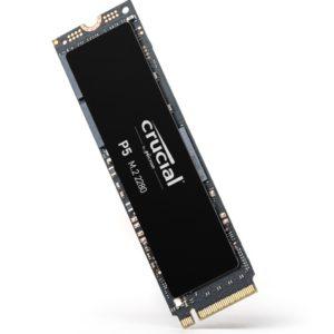 Crucial Micron Disco Duro Interno SSD 1TB 3400MB/s PC/server CT1000P5SSD8