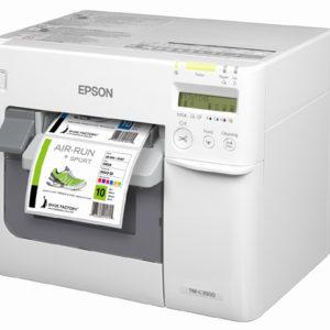 EPSON Impresora de etiquetas a color ColorWorks C3500 C31CD54011