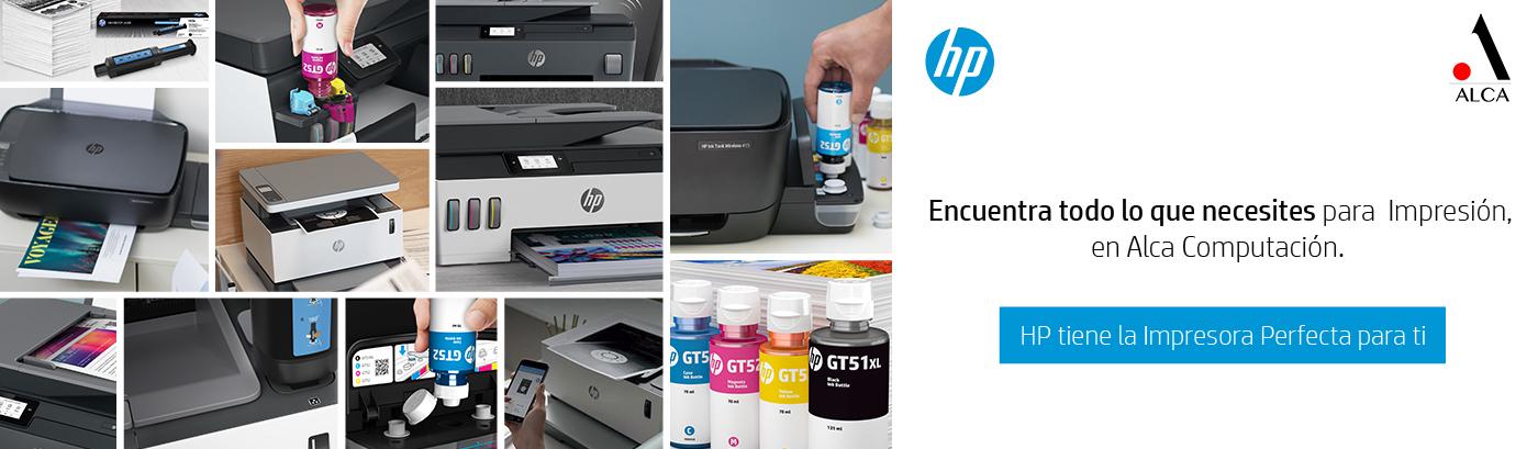 Impresoras HP en Alca.cl