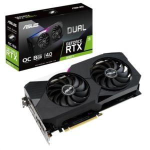Asus Tarjeta de video GeForce RTX 3060 TI