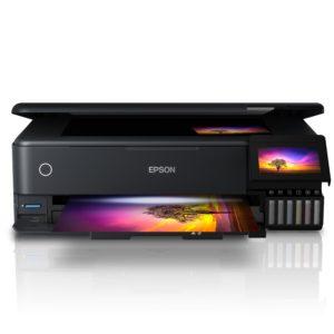 EPSON Impresora Fotográfica Multifuncional EcoTank L8180 A3 C11CJ21303
