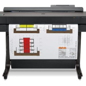 HP Plotter DesignJet T650 de 36 Pulgadas 5HB10A