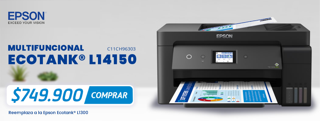 Multifuncional Epson L14150