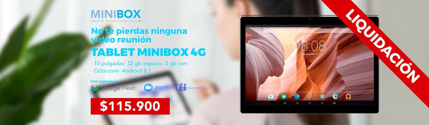 Tablet Minibox 4G