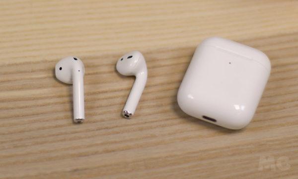 Apple Audífonos Bluetooth AirPods 2ª generación MV7N2BE