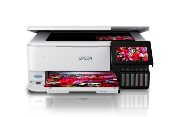 EPSON Impresora Fotográfica Multifuncional EcoTank L8160 C11CJ20301