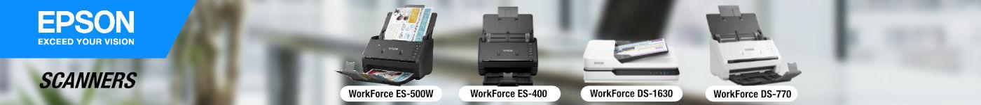 Escáners Epson