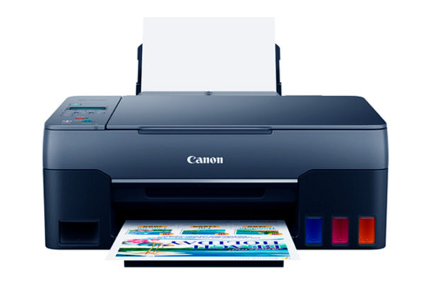 Impresora Multifuncional Canon Pixma MegaTank G2160 Azul Marino 4466C025