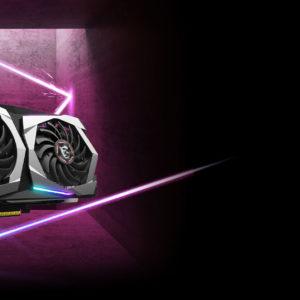 MSI Tarjeta Grafica GeForce GTX 1660 Super Gaming X 6GB GDDR6
