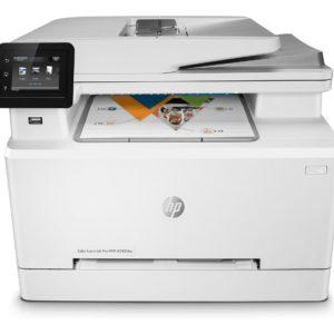 HP Impresora Multifunción LaserJet Pro Color M283FDW 7KW75A