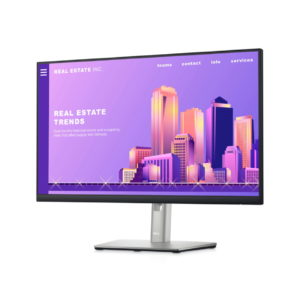 """Monitor Dell LCD 23.8"""" IPS HDMI DP VGA 1920X1080 P2422H"""