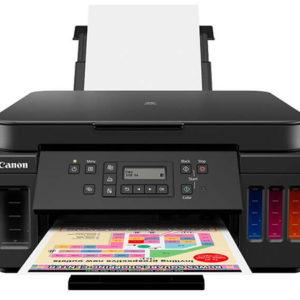 Impresora Multifuncional Canon Pixma G6010 WIFI 3113C005