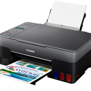 Impresora Multifuncional Canon Pixma MegaTank G2160 Negra 4466C005